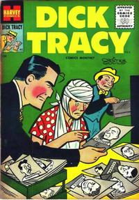 Cover Thumbnail for Dick Tracy (Harvey, 1950 series) #95