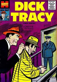 Cover Thumbnail for Dick Tracy (Harvey, 1950 series) #96