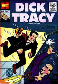 Cover Thumbnail for Dick Tracy (Harvey, 1950 series) #97