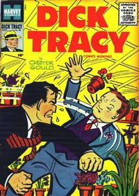 Cover Thumbnail for Dick Tracy (Harvey, 1950 series) #98