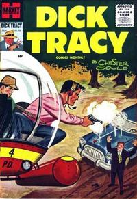 Cover Thumbnail for Dick Tracy (Harvey, 1950 series) #101