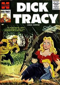 Cover Thumbnail for Dick Tracy (Harvey, 1950 series) #104