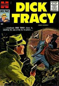 Cover Thumbnail for Dick Tracy (Harvey, 1950 series) #105
