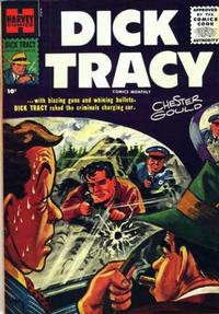 Cover Thumbnail for Dick Tracy (Harvey, 1950 series) #106