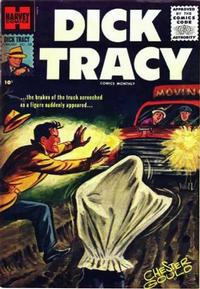 Cover Thumbnail for Dick Tracy (Harvey, 1950 series) #108