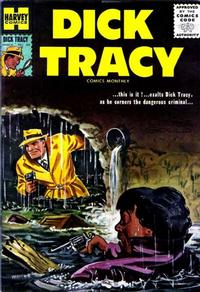 Cover Thumbnail for Dick Tracy (Harvey, 1950 series) #109