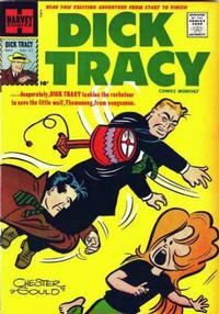 Cover Thumbnail for Dick Tracy (Harvey, 1950 series) #111