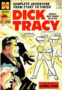 Cover Thumbnail for Dick Tracy (Harvey, 1950 series) #112