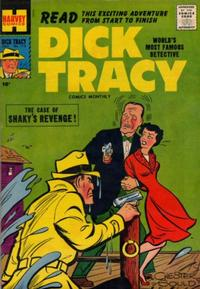 Cover Thumbnail for Dick Tracy (Harvey, 1950 series) #113