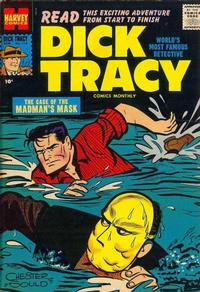 Cover Thumbnail for Dick Tracy (Harvey, 1950 series) #114