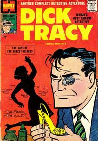 Cover Thumbnail for Dick Tracy (Harvey, 1950 series) #115