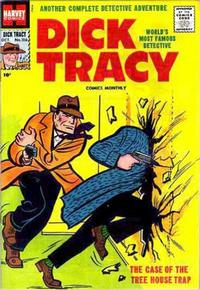 Cover Thumbnail for Dick Tracy (Harvey, 1950 series) #116