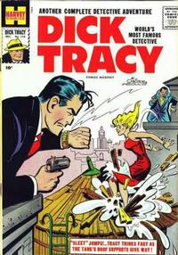 Cover Thumbnail for Dick Tracy (Harvey, 1950 series) #118