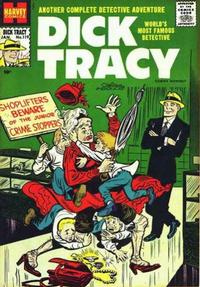 Cover Thumbnail for Dick Tracy (Harvey, 1950 series) #119