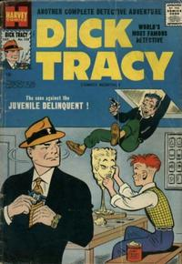 Cover Thumbnail for Dick Tracy (Harvey, 1950 series) #128