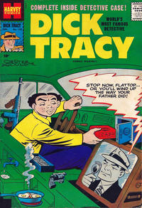 Cover Thumbnail for Dick Tracy (Harvey, 1950 series) #130
