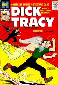 Cover Thumbnail for Dick Tracy (Harvey, 1950 series) #131