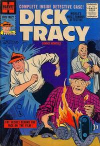 Cover Thumbnail for Dick Tracy (Harvey, 1950 series) #133