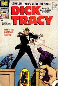 Cover Thumbnail for Dick Tracy (Harvey, 1950 series) #135