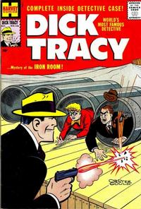 Cover Thumbnail for Dick Tracy (Harvey, 1950 series) #136