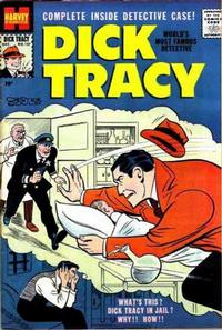 Cover Thumbnail for Dick Tracy (Harvey, 1950 series) #137