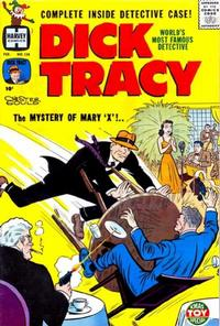 Cover Thumbnail for Dick Tracy (Harvey, 1950 series) #138
