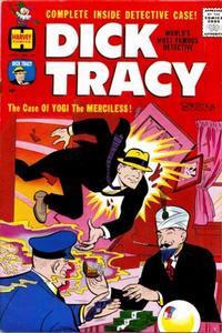 Cover Thumbnail for Dick Tracy (Harvey, 1950 series) #139