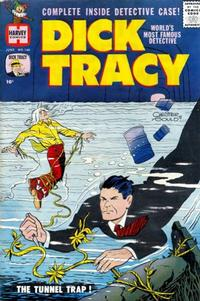 Cover Thumbnail for Dick Tracy (Harvey, 1950 series) #140