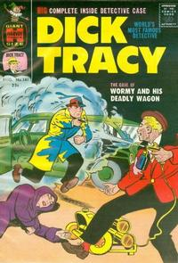 Cover Thumbnail for Dick Tracy (Harvey, 1950 series) #141