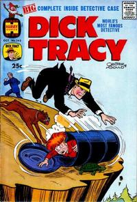 Cover Thumbnail for Dick Tracy (Harvey, 1950 series) #142