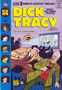 Cover Thumbnail for Dick Tracy (Harvey, 1950 series) #144