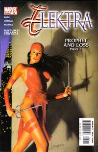 Cover Thumbnail for Elektra (Marvel, 2001 series) #29
