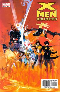 Cover Thumbnail for X-Men Unlimited (Marvel, 1993 series) #43
