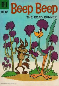 Cover Thumbnail for Four Color (Dell, 1942 series) #1008 - Beep Beep