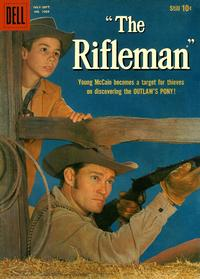 Cover Thumbnail for Four Color (Dell, 1942 series) #1009 - The Rifleman