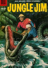 Cover Thumbnail for Four Color (Dell, 1942 series) #1020 - Jungle Jim