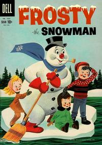 Cover Thumbnail for Four Color (Dell, 1942 series) #1065 - Frosty the Snowman