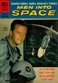 Cover Thumbnail for Four Color (Dell, 1942 series) #1083 - Men Into Space