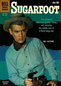 Cover Thumbnail for Four Color (Dell, 1942 series) #1098 - Sugarfoot