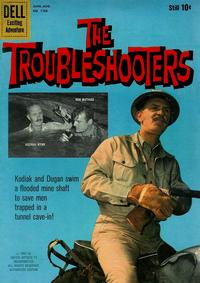 Cover for Four Color (Dell, 1942 series) #1108 - The Troubleshooters