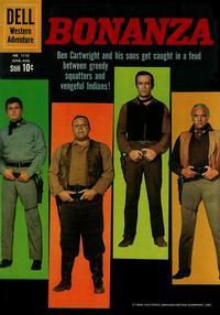 Cover Thumbnail for Four Color (Dell, 1942 series) #1110 - Bonanza