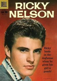 Cover Thumbnail for Four Color (Dell, 1942 series) #1115 - Ricky Nelson