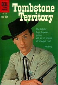 Cover Thumbnail for Four Color (Dell, 1942 series) #1123 - Tombstone Territory