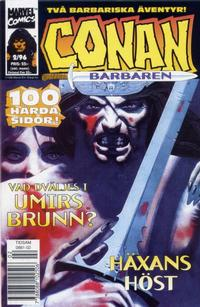 Cover Thumbnail for Conan (Semic, 1990 series) #2/1996