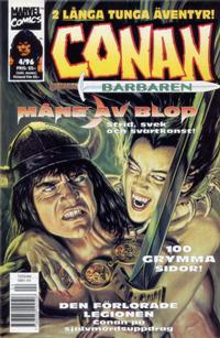 Cover Thumbnail for Conan (Semic, 1990 series) #4/1996