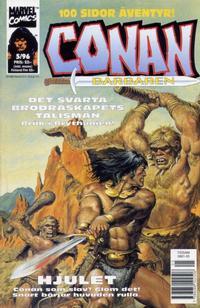 Cover Thumbnail for Conan (Semic, 1990 series) #5/1996