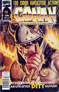 Cover for Conan (Egmont, 1997 series) #3/1998