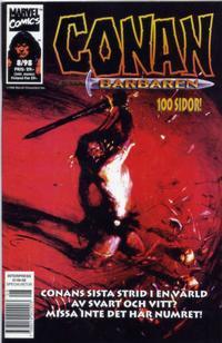 Cover Thumbnail for Conan (Egmont, 1997 series) #8/1998