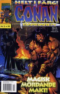 Cover Thumbnail for Conan (Egmont, 1997 series) #2/1999