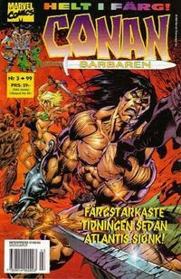 Cover Thumbnail for Conan (Egmont, 1997 series) #3/1999